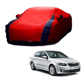 Bull Rider Water Resistant  Car Cover For Mercedes Benz R-Class (Designer Red  Blue )