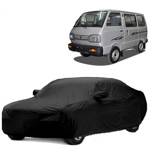 DrivingAID Water Resistant  Car Cover For Mercedes Benz R-Class (Black With Mirror )