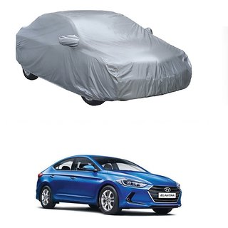 SpeedRo Car Cover For Land Rover Discovery (Silver With Mirror )
