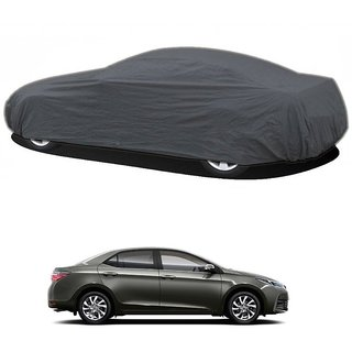 Bull Rider All Weather  Car Cover For Maruti Suzuki Celario (Grey Without Mirror )