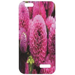 Printed back cover Huawei Honor 4c