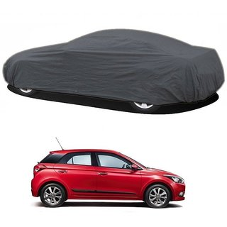 InTrend UV Resistant Car Cover For Toyota Cruiser (Grey Without Mirror )