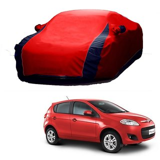 Bull Rider Water Resistant  Car Cover For SsangYong Rodius (Designer Red  Blue )