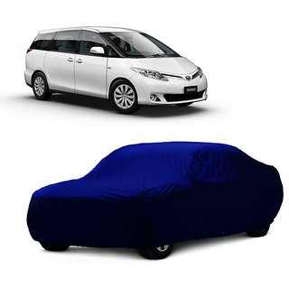 Bull Rider Water Resistant  Car Cover For Audi S6 (Blue Without Mirror )