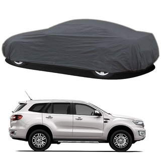 InTrend UV Resistant Car Cover For Chevrolet Cruze (Grey Without Mirror )