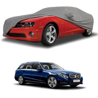 AutoBurn UV Resistant Car Cover For Chevrolet Cruze (Grey With Mirror )