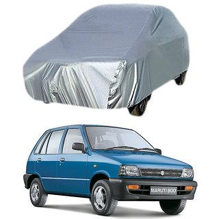Bull Rider All Weather  Car Cover For Mercedes Benz A-Class (Silver Without Mirror )