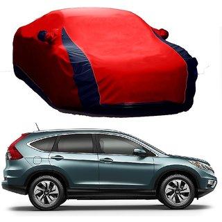 Speediza UV Resistant Car Cover For Mercedes Benz Benz S 300 (Designer Red  Blue )