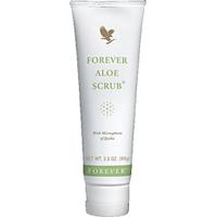 Aloe Scrub With Stabilized Aloe Vera Gel & Pure Jojoba Oil
