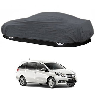 DrivingAID Water Resistant  Car Cover For Fiat Punto (Grey Without Mirror )