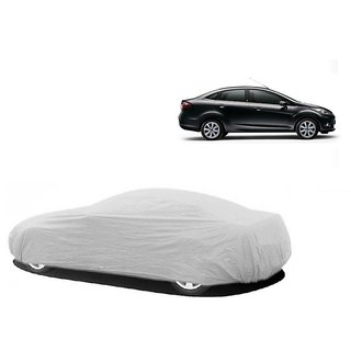 RideZ Water Resistant  Car Cover For Jaguar F-Type (Silver Without Mirror )