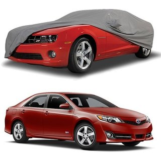 Bull Rider Car Cover For Fiat Bravo (Grey With Mirror )