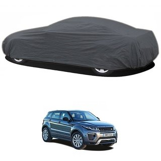 RideZ Water Resistant  Car Cover For Toyota Etios (Grey Without Mirror )