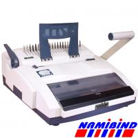 NAMIBIND Durable Electric Wiro Binding Machine NB-2500
