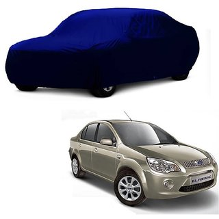 RoadPluS Water Resistant Car Cover For Land Rover Evoque (Blue Without  Mirror )