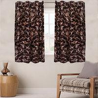 Sweet Home 1 Piece Set Of Beautiful Eyelet Window Curtain - Wbb02