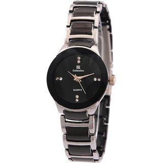 Ture choice iik women watch silver black