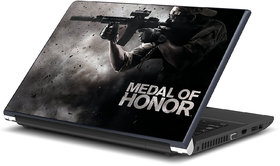 Medal of Honor game Laptop Skin by Artifa