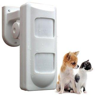 D3D PIR Dual Pet-Immune Sensor For Outdoor Wired