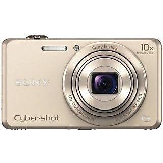 Sony Cybershot DSC-WX220/(Gold) 18.2MP Digital Camera with 2 Year Sony...