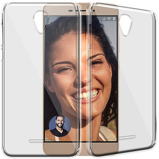 Micromax Vdeo 5 Transparent Soft Back Cover