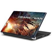 Gears Of War Judgement Laptop Skin By Artifa