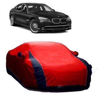 Bull Rider UV Resistant Car Cover For Maruti Suzuki Alto (Designer Red  Blue )