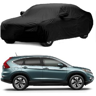 SpeedRo Water Resistant  Car Cover For Mercedes Benz Benz S Class S350 (Black With Mirror )