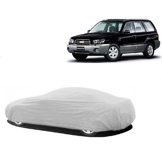 SpeedGlorY Water Resistant  Car Cover For Ford Fiesta Classic (Silver Without Mirror )