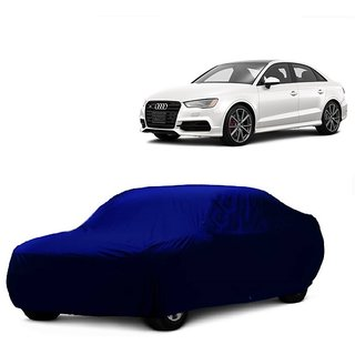 SpeedRo Water Resistant  Car Cover For Tata Sonata (Blue Without Mirror )