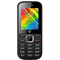 Videocon V1522 Dual SIM Mobile Phone ? Black Red
