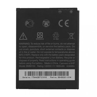 Li Ion Polymer Replacement Battery BM60100 for HTC Desire 500 One SV