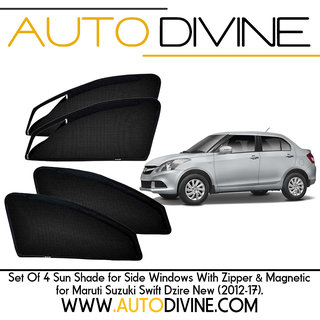 Buy Maruti Suzuki Swift Dezire New Car Accessories Side Window
