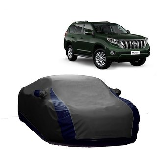 Bull Rider UV Resistant Car Cover For Audi S5 (Designer Grey  Blue )