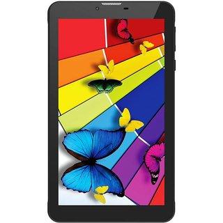 Intex iBuddy IN-7DD01 (7 Inch, 8 GB, Wi-Fi + 3G Calling, Black)