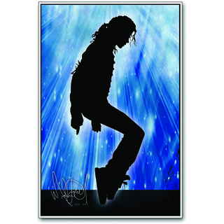 Michael Jackson Dancing Incredible Poster By Artifa