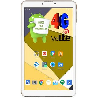 IKall N4 Calling Tablet with Wi Fi  Marshmallow Operating System (7Inch, 1GB RAM, 16GB Internal)