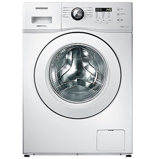 Samsung WF750B2BDWQ/TL Front-loading Washing Machine (7.5 kg, White)