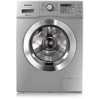 Samsung WF602B2BKSD Front-loading Washing Machine (6 kg, Inox Chrome)