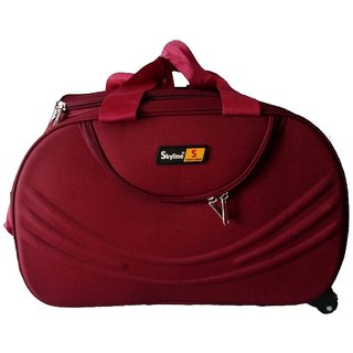 c7b2d53e20 Traveling Duffle Bag.....