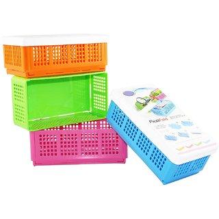 Kudos Flexi Fold Space Saving Multipurpose Boxes ( pack of 1 )