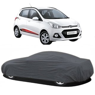 SpeedGlorY Water Resistant  Car Cover For Maruti Suzuki Grand Vitara (Grey Without Mirror )