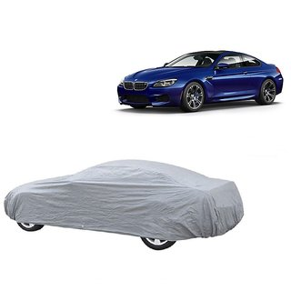 RoadPluS Car Cover For Skoda Octavia (Silver Without Mirror )