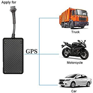 Buy Real Time Car Truck Gps Tracker Gsm Gprs System Vehicle Tracking