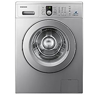 Samsung WF8550NMS Front-loading Washing Machine (5.5 Kg, Silver Body)