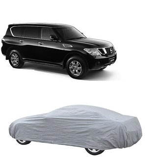 RoadPluS Car Cover For Audi RS5 (Silver Without Mirror )