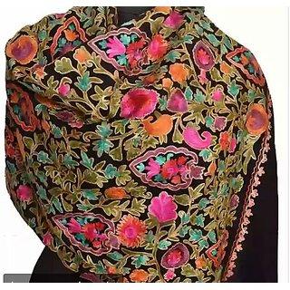 Aari Zaal Full Work (Kashmiri) Woole designed