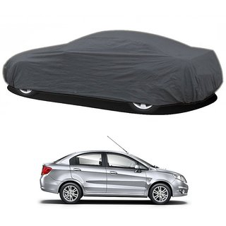 DrivingAID All Weather  Car Cover For Maruti Suzuki Swift Old (Grey Without Mirror )