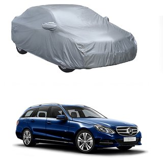 InTrend Water Resistant  Car Cover For Mini Cooper (Silver With Mirror )