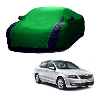 MotRoX Water Resistant  Car Cover For Audi R8 (Designer Green  Blue )